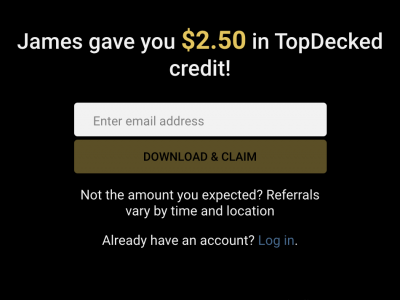Account: How to claim a referral code for account credit